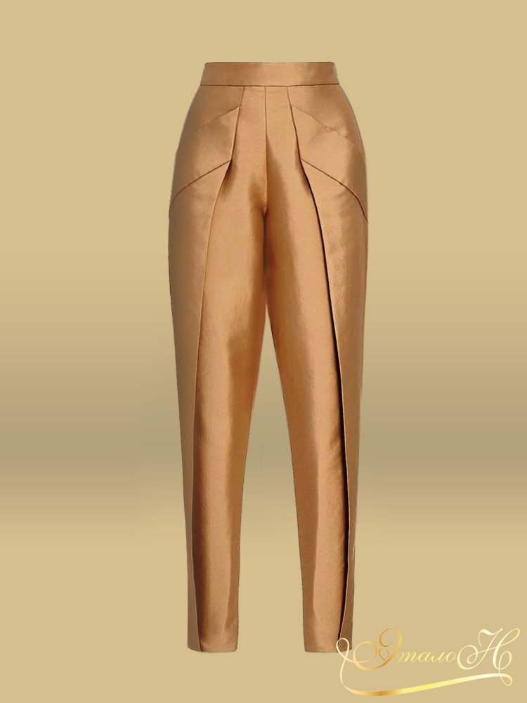 Классические брюки шитье